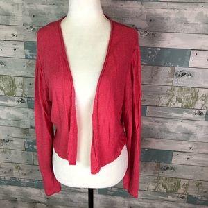 Eileen Fisher linen sweater size L